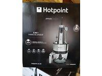 Hotpoint 5in1 blender brand new
