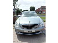 Mercedes Benz S320L CDI in mint condition £7800 ono