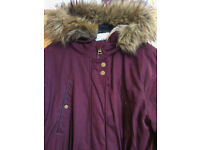 Womans coat, size 16, Atmopshere