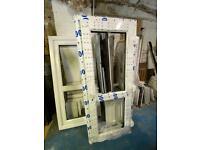 PVC doors caravan shed mancave