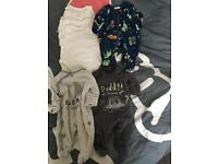 Next Sleepsuits and Vests First Size