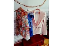 Lovely smart casual clothes/outfits, shirts, jeans, dress, blazer