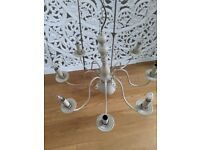 Beautiful Ivory Chandelier - Collection