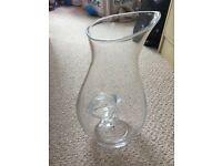 Clear glass water carafe/jug BRAND NEW