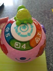 Vtech toy ball