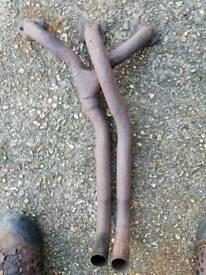 Lcb exhaust manifold