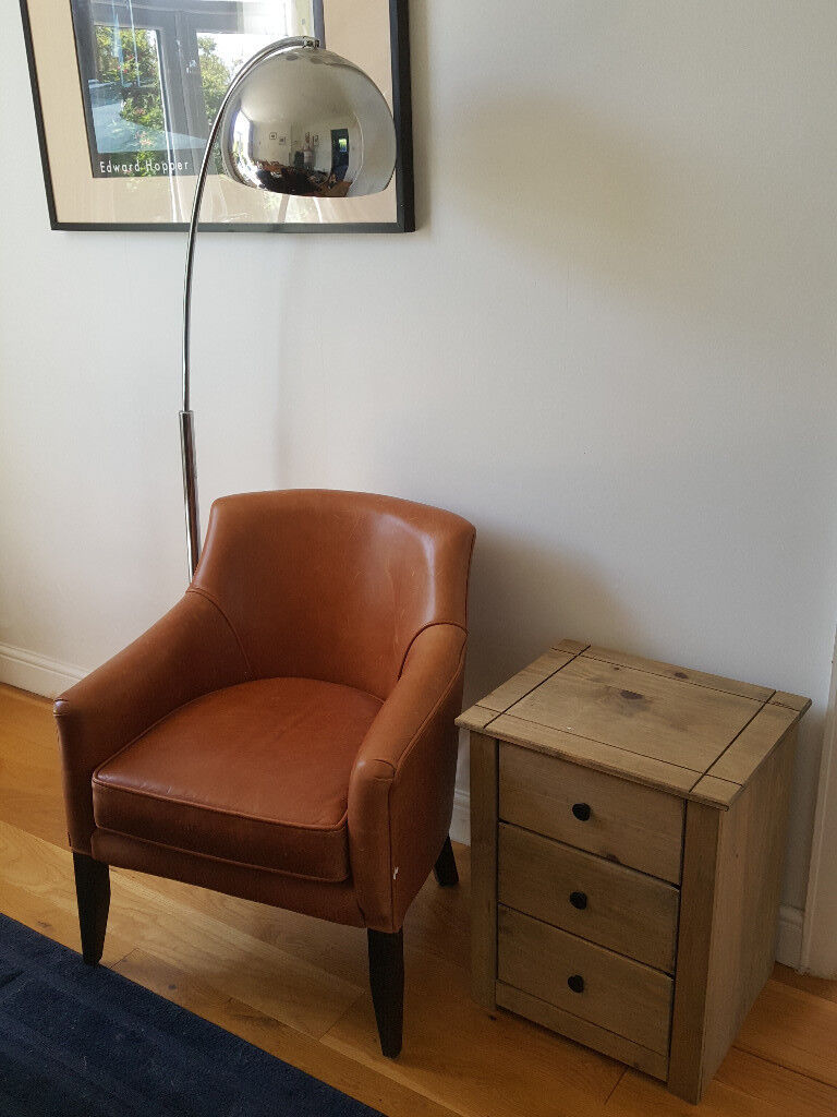 Fine Vintage Leather Tub Chair Armchair In Tan Brown Rrp 350 Good Condition And Excellent Quality In Carlton Nottinghamshire Gumtree Dailytribune Chair Design For Home Dailytribuneorg