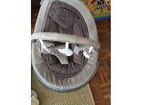 Nuna leaf rocking chair for babies