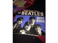 Beatles quiz book
