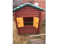 Children's play house SOLD WAITING COLLECTION
