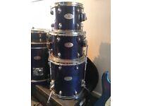 Premier Artist Birch 5 piece drum kit