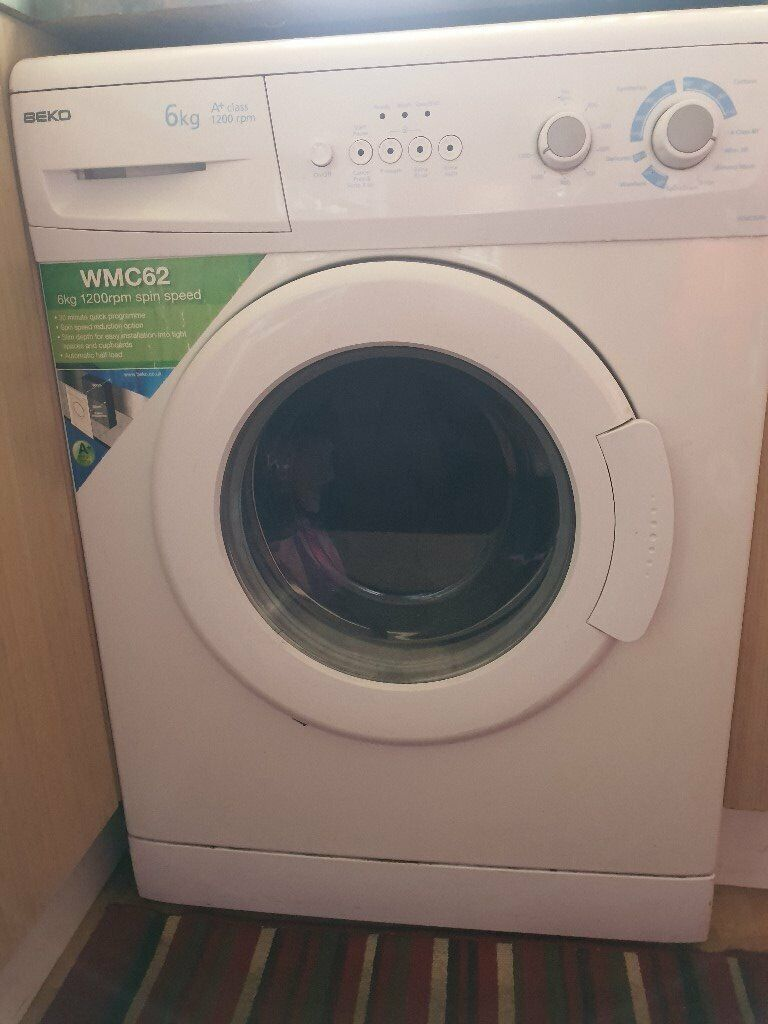 Free Washing Machine Given To Lucy Pending Collection