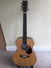 Sigma Standard SOMR-28H Acoustic Guitar