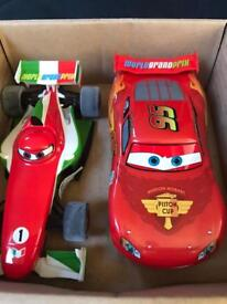 Disney Pixar Cars 2 Scalextric