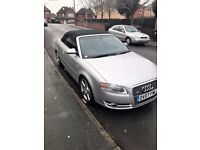 Audi A4 convertible S-Line (Automatic)