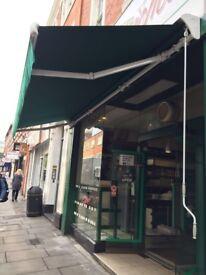 SANDWICH CAFE SHOP LEASEHOLD BUSINESS FOR SALE CENTRAL LONDON