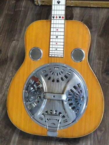 "1970 SHO BRO 7705 ""Hawaiian"" Resonator guitar by Gretsch for that Dobro Lover !"