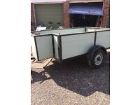 Trailer for sale sturdy and in good condition