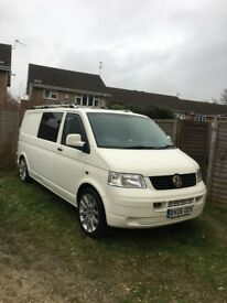 VW T5 LWB Campervan / Day Van with Awning - Immaculate throughout!