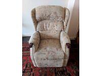 Rise & Recline Chair Good Condition