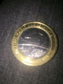 £2 Coin World War I