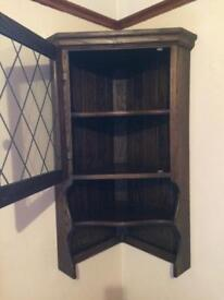 Oak corner units x 2 , Last chance to buy or will be sent to local tip on Saturday