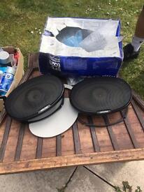 Alpine 6x9 car speakers