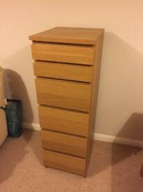 Ikea chest of draws