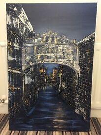 Venice Oil Canvas