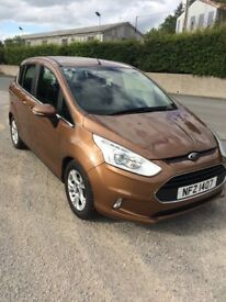Ford b Max ,Low Milage,Great condition.