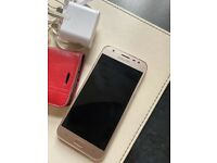 Samsung Galaxy j3 , 16gb. With charger, headphones,etc