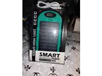 Power Bank universal plus solar charger new