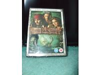Pirates of the Caribbean Dead Mans Chest Special Edition and The curse of the black pearl