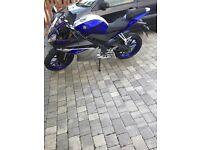 Yamaha YZF R125 ABS 66 Plate Cheap!