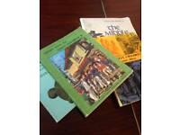 4 Vintage History Books
