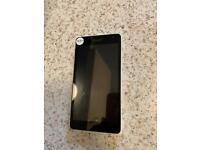 Microsoft lumia 550 mobile phone on tesco