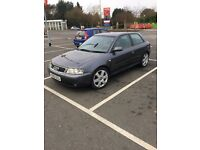 Audi A3 1.8T Turbo Sport - remapped to 180hp