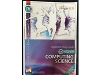 Cfe higher Computing study guide
