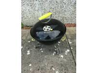 Landmann Piccolino 37cm Portable Charcoal Barbecue - Black