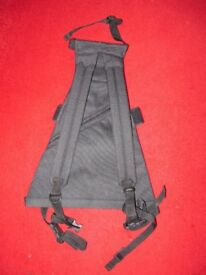 Tripod Carrier The Mule tripod Carrier in very good condition and only used a few times with scope