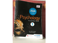 AQA -A Level Psychology, for Alevel year 1 and AS