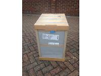 Bisley 2 Drawer Filing Cabinet (new)