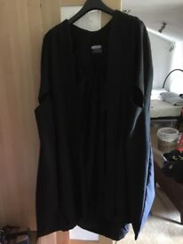 Cambridge University MPhil/Masters Gown Ryder Amies