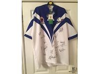 Signed bulldogs top