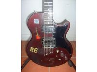 GIBSON 1970S L6S ELECTRIC GUITAR