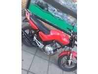 YBR 125 2006