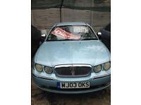 Rover 75 club cdt, se, 2003, diesel, long mot.