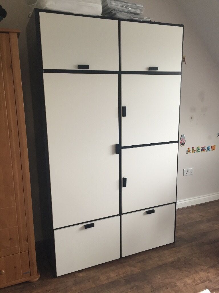 ikea odda wardrobe in cambridge cambridgeshire gumtree. Black Bedroom Furniture Sets. Home Design Ideas