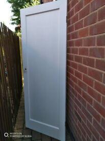 white gloss internal door for sale
