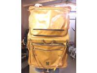 Leather TUMI bag